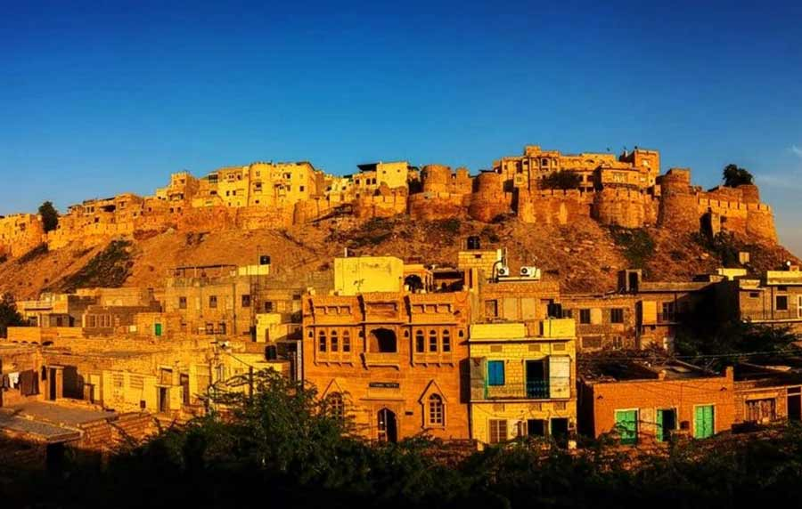jaisalmer sightseeing tour