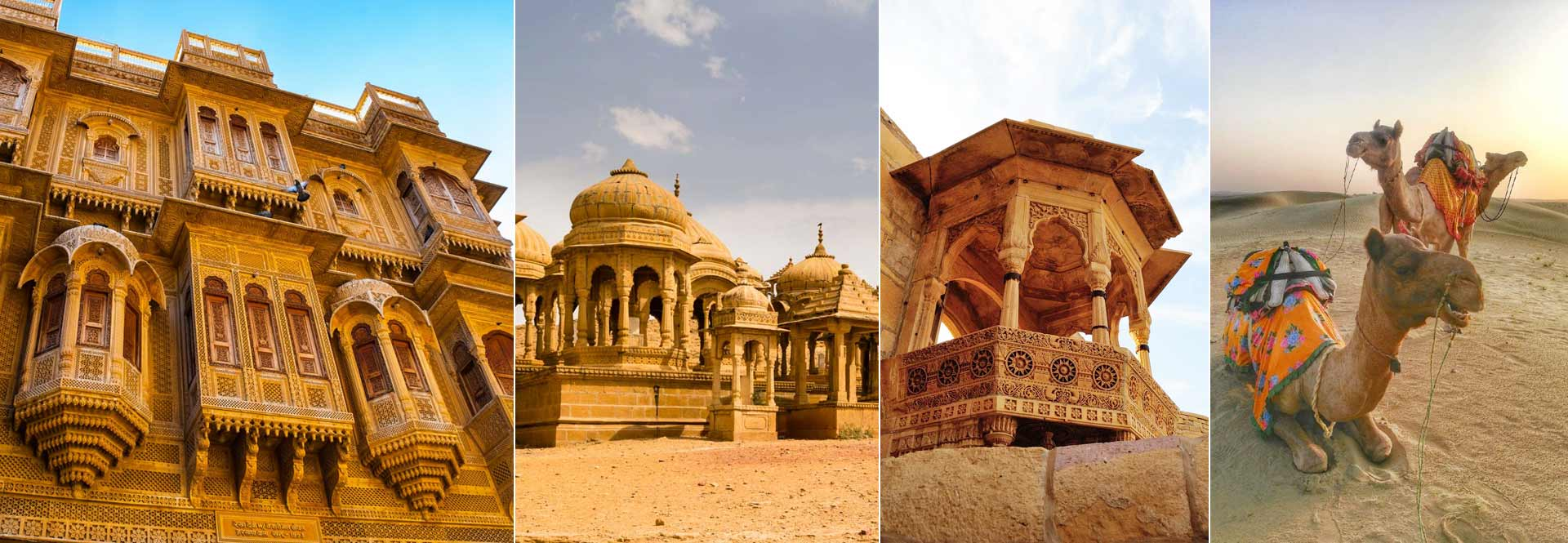 Jaisalmer Tour Package from Pune