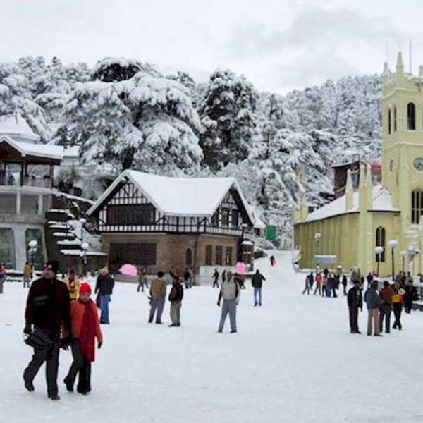 Himachal Kasauli Tour