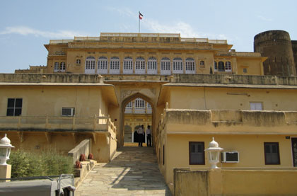 Jaipur Kishangarh Car Rental