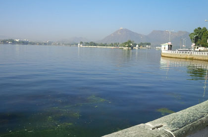 Lake Fateh Sagar
