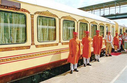 Rajasthan Luxury on Wheels