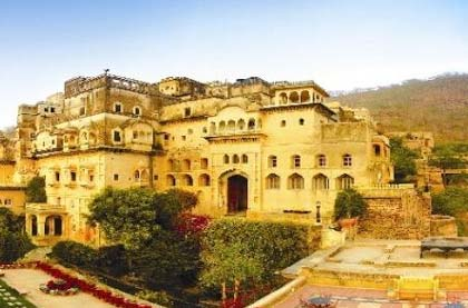 Jaipur Neemrana Car Rental