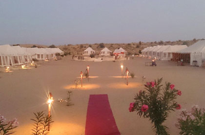 Prince Desert Camps