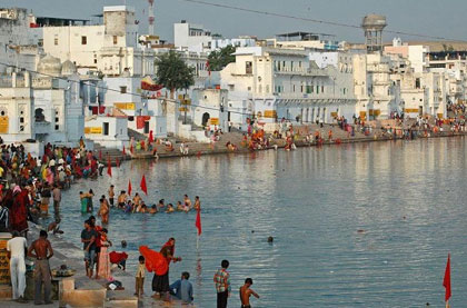 Pushkar fair Attractions