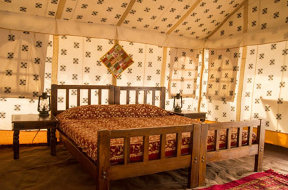 Pushkar Fair Tent Stay