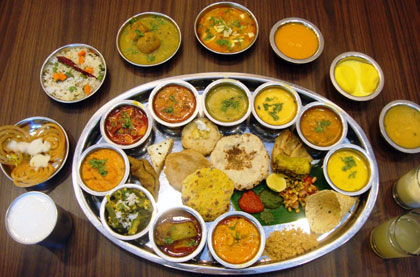 RAJASTHANI FOOD & ENTERTAINMENT