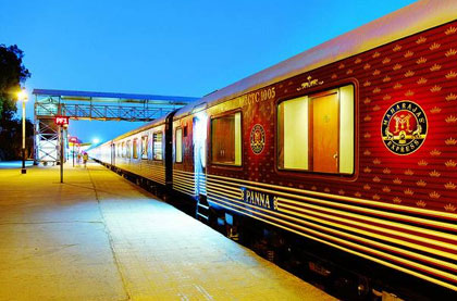 Rajasthan Luxury Trains