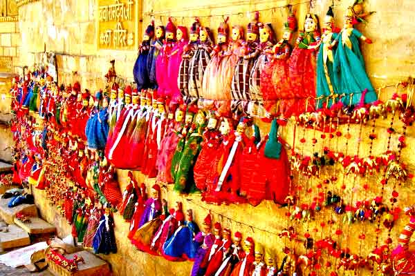 Rajasthan Shopping Tour