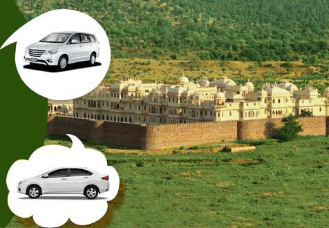 Ranthambore sightseeing car hire
