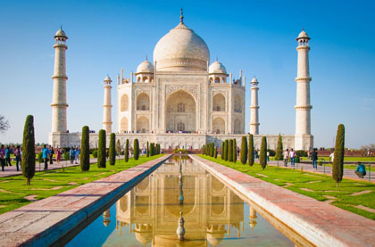 Taj Mahal with Pushkar tour