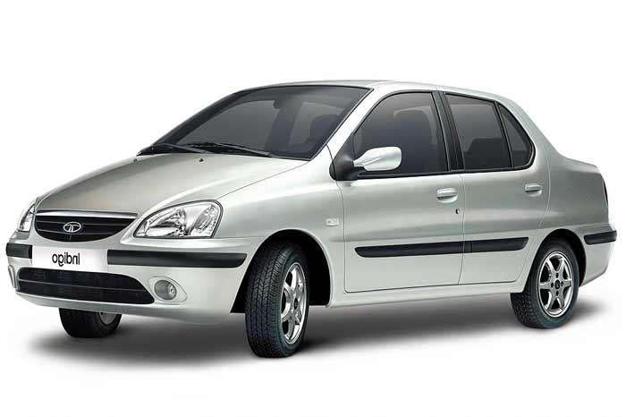 Economy Budget Car Rental India. Tata Indigo