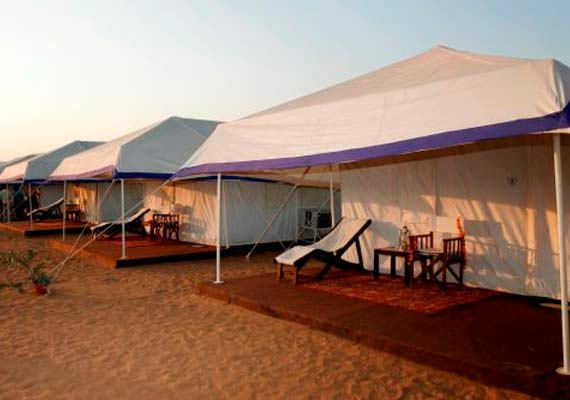 Thar Camps