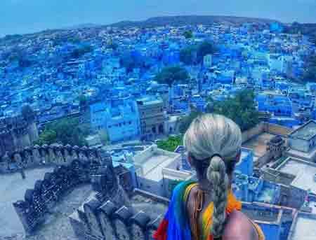 omg-facts-blue-city-in-india-ब्लू सिटी