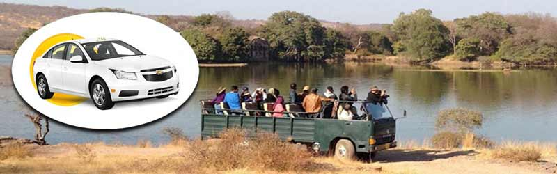 budget car rental ranthambore
