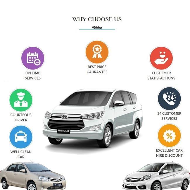 Rajasthan Vehicle Rental Services, Car Rental, Tempo