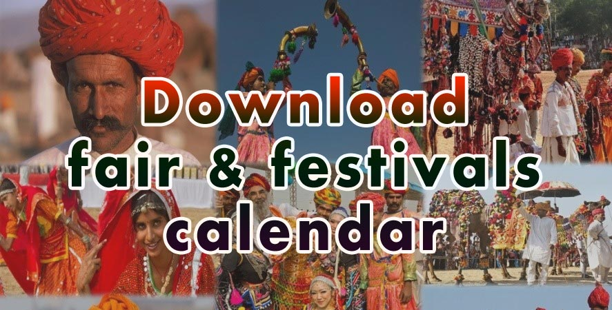 February 2020 Festival And Fair Calendar Fairs and Festivals of Rajasthan 2019, 2020
