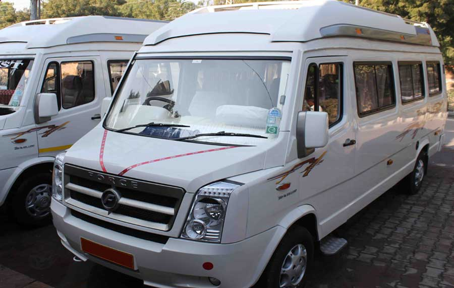 Mini Bus Coaches Rental
