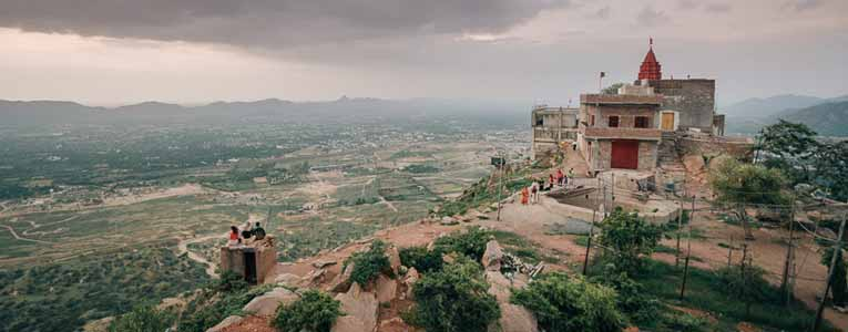 Savitri Temple Pushkar - Savitri Temple Pushkar Timings How to Reach