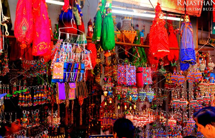 Pushkar Shopping Tour