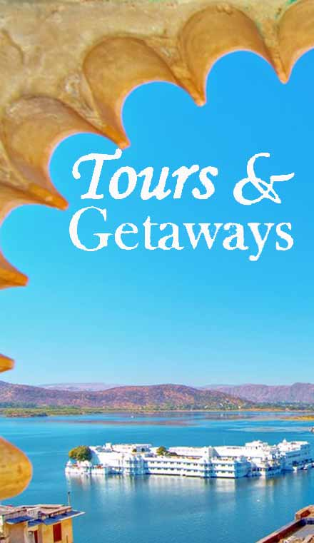 Tours & Getaways activities in udaipur
