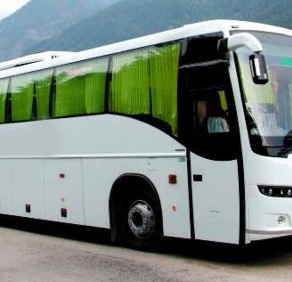 Volvo Bus Rental Varanasi Volvo Coach Booking Varanasi
